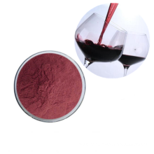 Factory Supply Pure Natural Red Wine Extract Powder 20% 25% 30% HPLC
