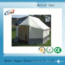 Verschiedene Klappbett Katastrophenhilfe Zelte