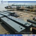 Водная плавучая платформа для морского строительства и дноуглубительных работ (США-2-006)