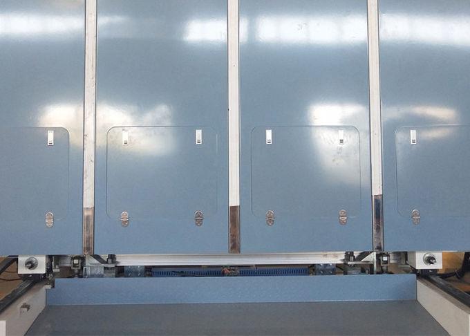 nice press part of double glazing machine