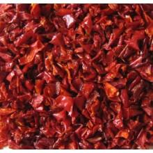 Rot getrocknetes Chili Granulat (60-80)