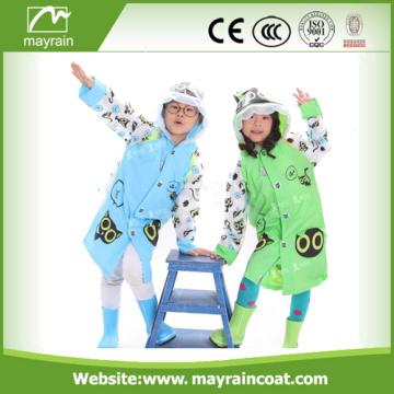 Kids raincoat raingear rain suit rainwear rain jacket