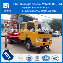 mini light truck 4x2 18M high operation platform truck hot sale in Indian