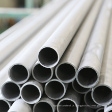 Tubulação 1.4307 de aço inoxidável sem emenda