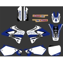 0010 New Style GRAPHICS&BACKGROUNDS DECALS STICKERS Kits for YZ125 YZ250 1996 1997 1998 1999 2000 2001