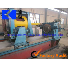 wedged wire screen winding welding machine