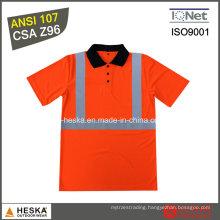 Mens Eyebird Safety Reflective T Shirt