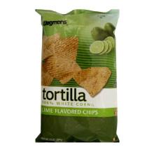 Bolsa plástica de las virutas de tortilla / bolso de embalaje del bocado