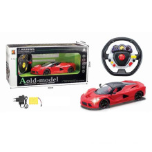 4 Channel Remote Control Car with Light Battery Included (10253132)