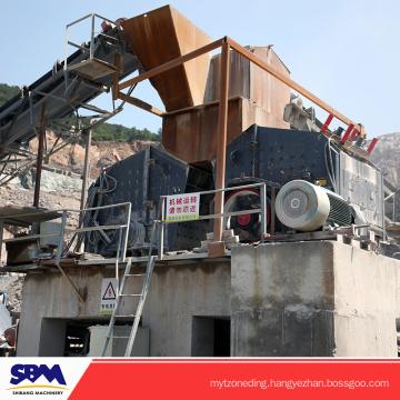 Zhejiang 400 TPH limestone crushing sand production line