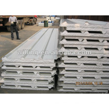 china steel foam panel price