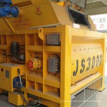 Mezclador de concreto portátil eléctrico Js3000