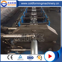 Round Downspout Pipa Cold Forming Machine