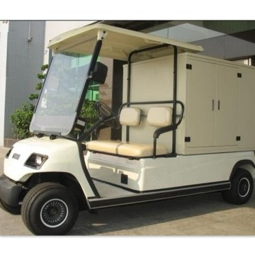 4 Seater Electric Utility Golf Cart with Ce Certificate