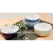KC-04005hot ventas, tazones de fuente de cerámica grandes, cuenco apilable