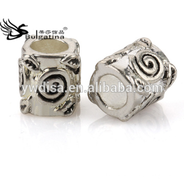 Zinc Alloy Beads For Bracelets Making DIY Jewelry Findings Latest Design High Quality Polish