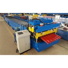 Normal Arc Corrugated Roof Glazed Tile Roll Forming Machine