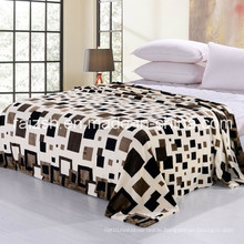 2016 New 100% Polyester Soft Morden Flannel Fleece Blanket