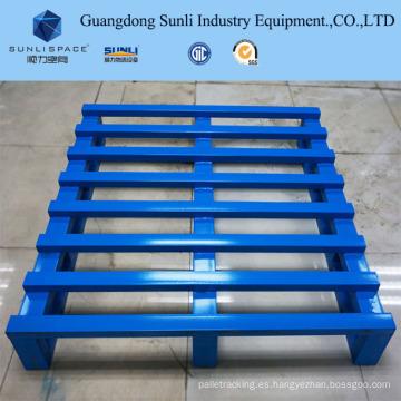 1200X1000 Bastidor recubierto de polvo Plataforma de acero inoxidable con aprobación CE