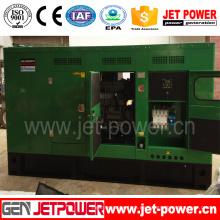 Genset diesel insonoro 180kw con la sola fase del generador del motor de Perkins