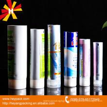 Empaquetado de tubo de pasta de dientes laminado de tamaño completo