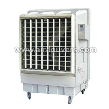 蒸発空気冷却と加湿器