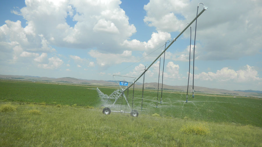 spray irrigation equipment 3