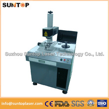 Marcação a laser rotativa para marcação a laser de tubos redondos / rotativos