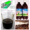 Preparado biológico para lecho de fermentación con inoculante bacteriano biológico