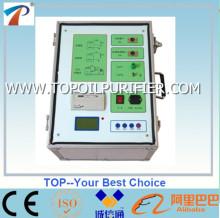TOP hoge nauwkeurigheid testapparatuur voor analyse vocht inhoud, gas inhoud, BDV, zuur, IFT, TBN, viscositeit, vlampunt