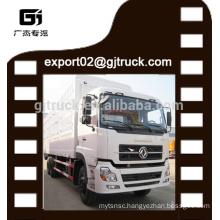 DF cargo lorry 160hp van lorry cargo 10ton van Dongfeng Cargo lorry heavy duty cargo dry van truck cargo truck 6X4