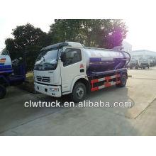 6000L вакуумный грузовик DongFeng