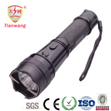 Us Police Rechargeable Strong Flashlight Stun Gun (TW-1109)