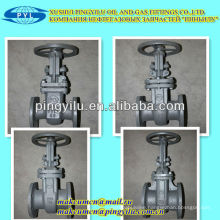 stainless steel russian DN50 gate lpg valve