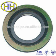 ss 316 spiral wound gasket with inner and outer ring