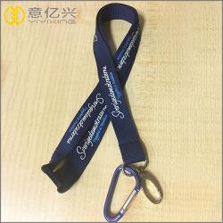 wholesale military custom label logo lanyard clips