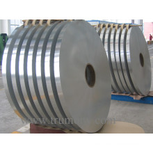 Mill Finished Aluminum/Aluminium Narrow Tape/Belt/Strip for Heat Transfer / Cable/Heat Exchanger