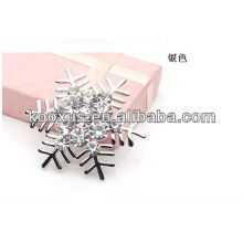 Snowflake brooch jewelry wholesale