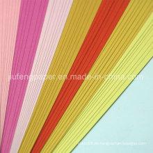 Ziemlich gut Holz Pulp gefärbt Farbe Papier Hersteller