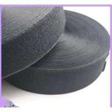 Silver Nylon Hook And Loop Velcro Fasteners