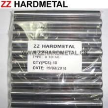 Cortador de broca de Endmill Blank K20 K30 K40 Tungstênio Carbide Rod