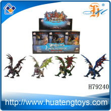2013 heißer Verkauf scherzt Montageplastikfliegendrache-Spielzeuggroßverkauf, der in China gebildet wird