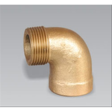 Brass 90'Male & Female Elbow