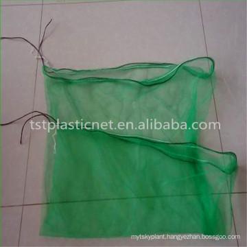 100% Virgin HDPE harvest green package date mesh bag