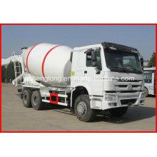 HOWO 336HP 10m3 Concrete Mixing Truck