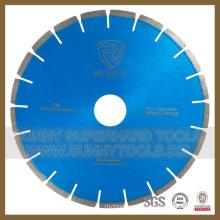 Diamond Circular Saw Blade, 14 Diamond Blade for Stone Cutting