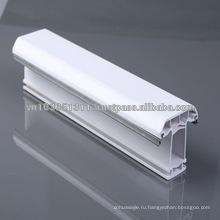 Пластиковая рама со стеклом для двери и окна