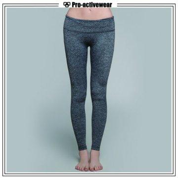 Femmes Vêtements de fitness Ladies Compression Tights Lycra Yoga Pants