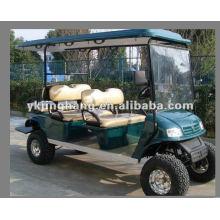 4000W Chariot de golf à six places