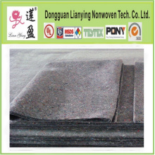 Recycled Mattress Multicolor Waste Nonwoven Felt